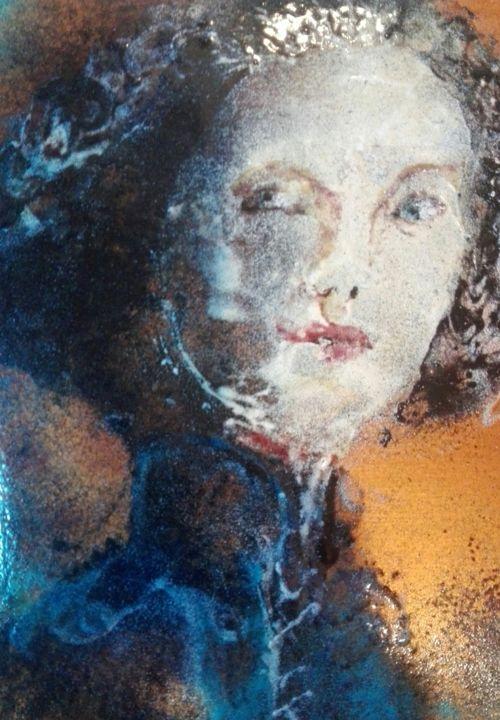 Isabelle Mathis - Le côté sombre - Pièce unique - N°19