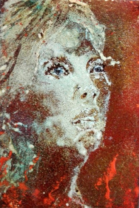 Isabelle Mathis - Le bucher - Pièce unique - N°20